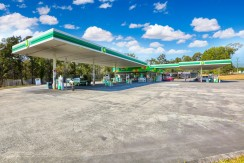 BP Service Station +  7,380sqm Land