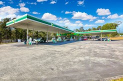 BP Service Station +  7,380sqm Land
