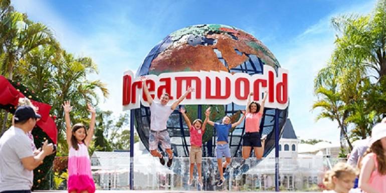 Dreamworld sign