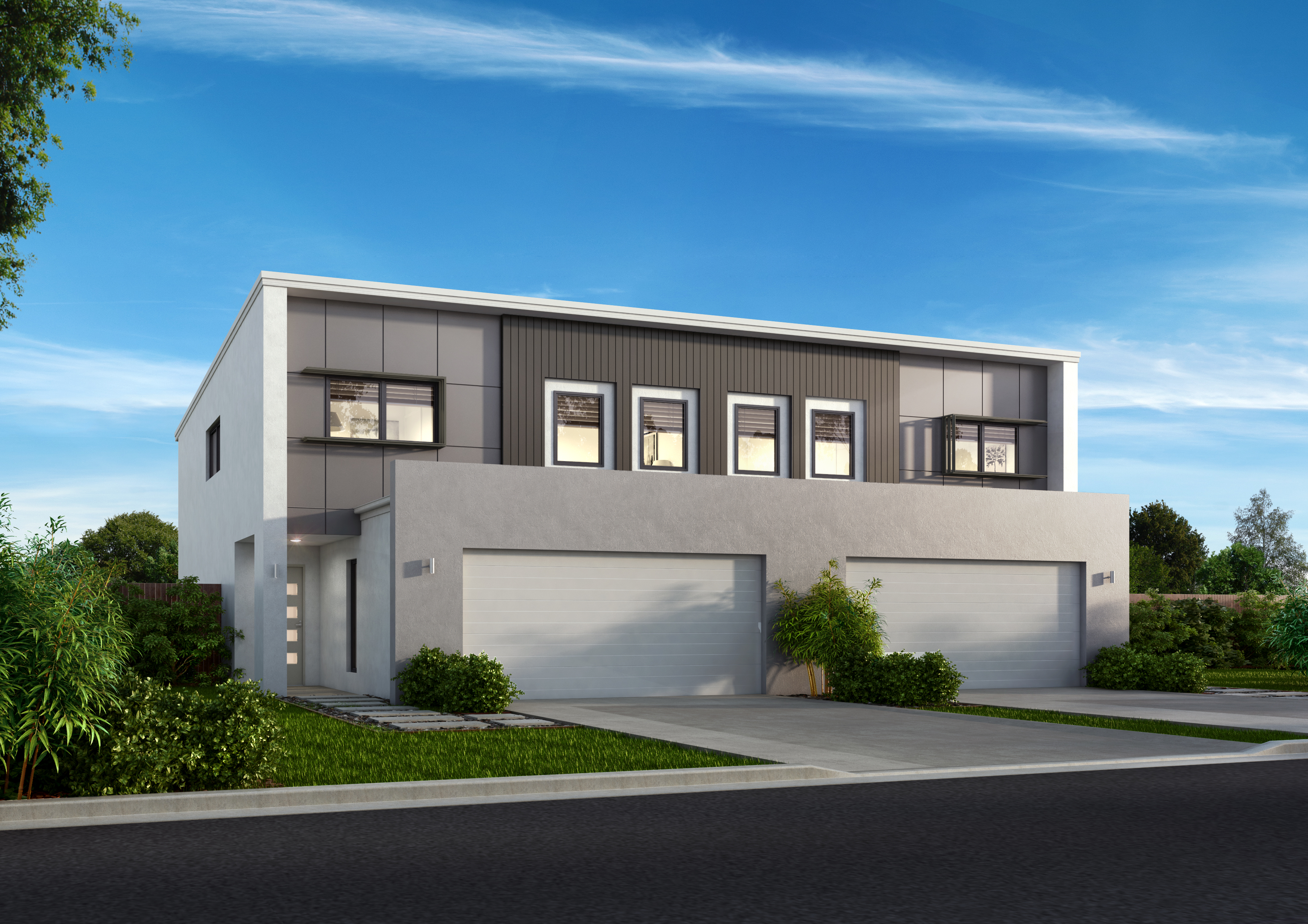 Brand New Townhomes     –Calamvale