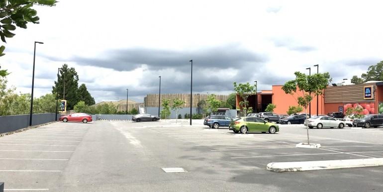 132 Car parking