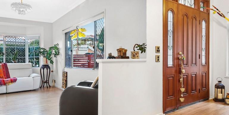 Inside Front Door