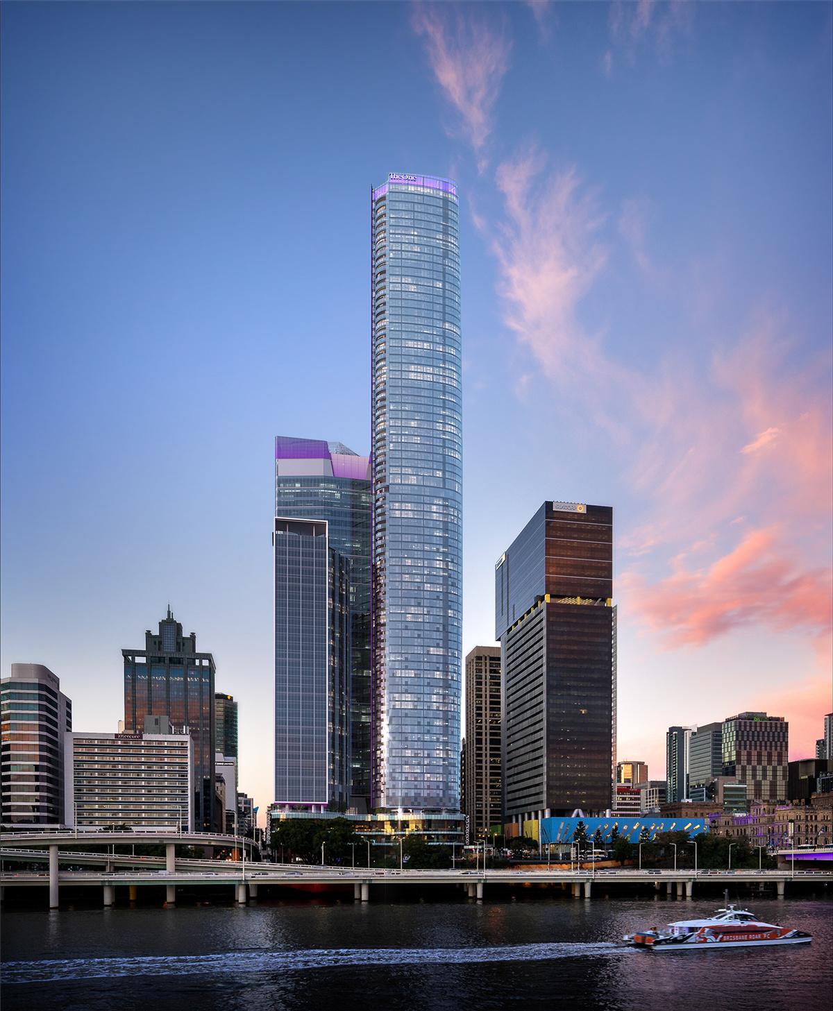 全新名牌高級公寓         –        The One Residences   –   Brisbane